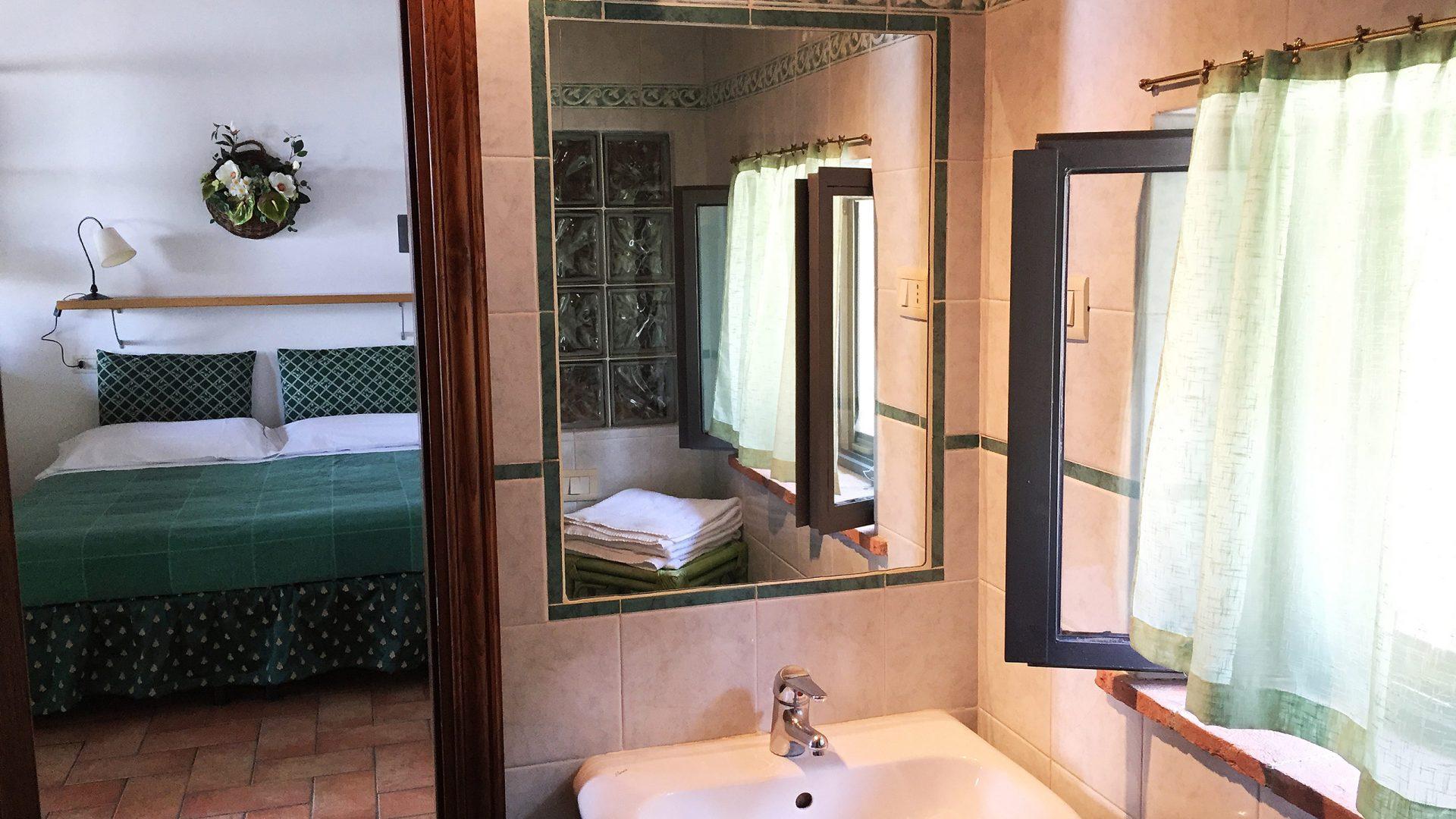 Appartamento verde Picchio della Tinaia